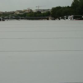 Etanchéité en feuille PVC, membrane en chlorure de polyvinyle