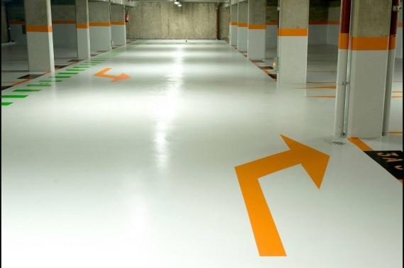 Protégez votre parking avec le revêtement de sol en résine !
