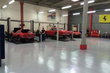Pourquoi choisir la résine époxy pour le sol de son garage ?